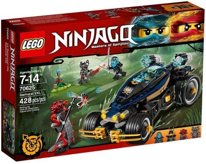 LEGO Ninjago: Samoerai VXL (70625)