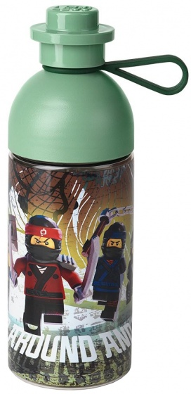 LEGO Ninjago: schoolbeker hydration 500 ml groen (4042) kopen