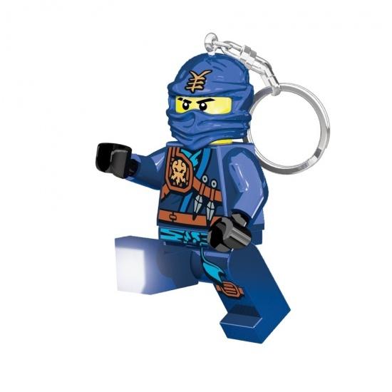 LEGO Ninjago: Jay sleutelhanger 7 cm