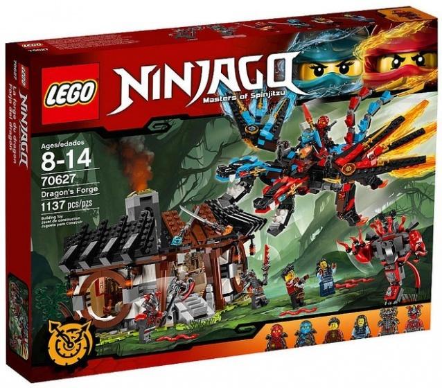 LEGO Ninjago: smederij (70627)