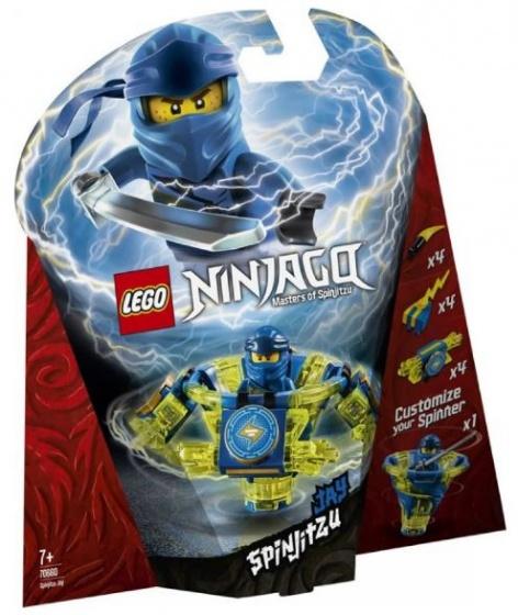 LEGO Ninjago: Spinjitzu Jay (70660)