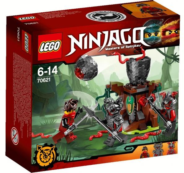 LEGO Ninjago: Vermillion aanval (70621)