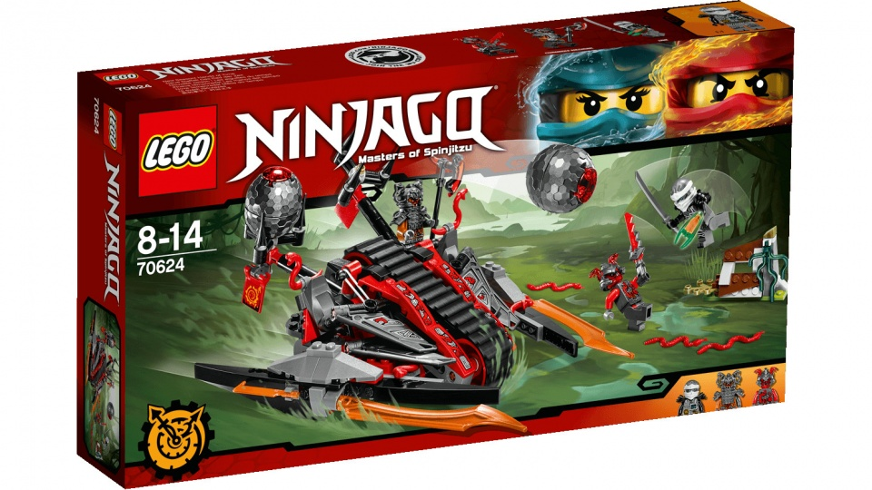 LEGO Ninjago: Vermillion Invasievoertuig (70624)