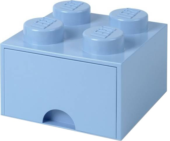 Lego Opberglade Lego Steen Blauw