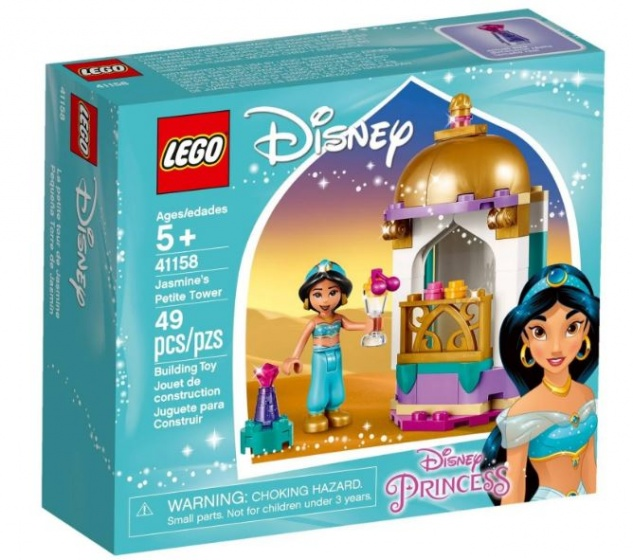 LEGO Princess: Jasmines toren (41158)