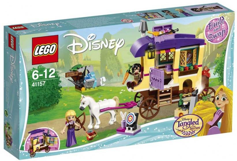 LEGO Princess: Rapunzels caravan (41157)