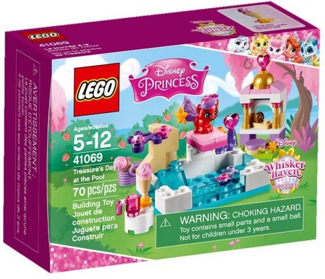 LEGO Princess: Zwembad (41069)