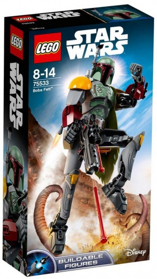 LEGO Star Wars: Boba Fett (75533)