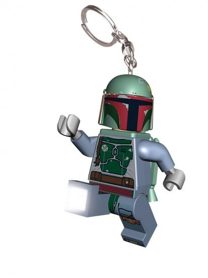 LEGO Star Wars: Boba Fett sleutelhanger 7 cm