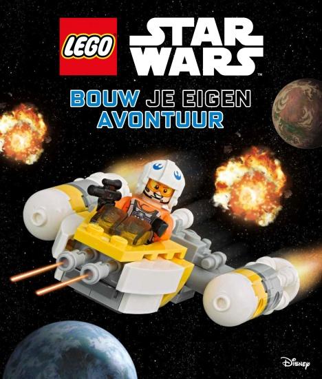 LEGO Star Wars: Boek bouw je eigen avontuur