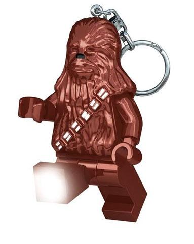 LEGO Star Wars: Chewbacca sleutelhanger 7 cm