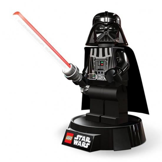 LEGO Star Wars: Darth Vader LED bureaulamp 19 cm