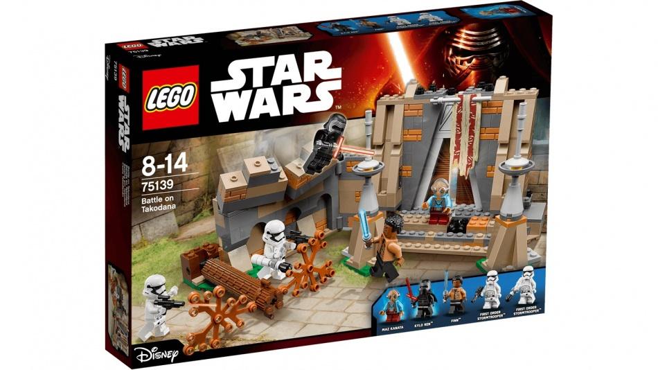 LEGO Star Wars: De slag bij Takodana (175139)