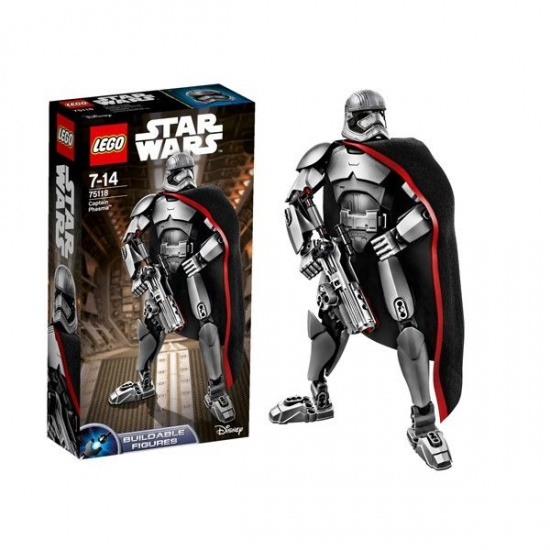 LEGO Star Wars Figures: Captain Phasma (75118)