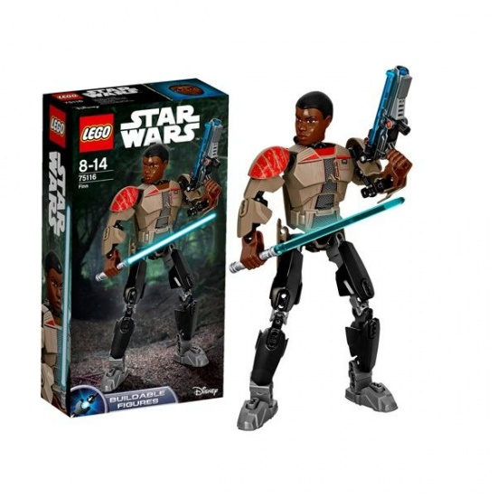 LEGO Star Wars Figures: Finn (75116)