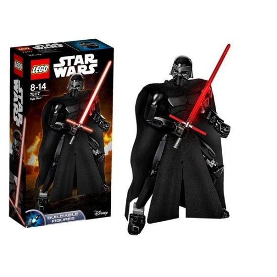 LEGO Star Wars Figures: Kylo Ren (75117)