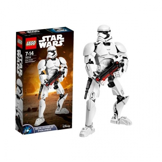 LEGO Star Wars Figures: Stormtrooper (75114)