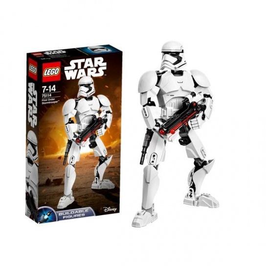 LEGO Star Wars Figures: Stormtrooper (75114)