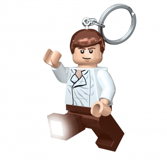 LEGO Star Wars: Han Solo sleutelhanger 7 cm