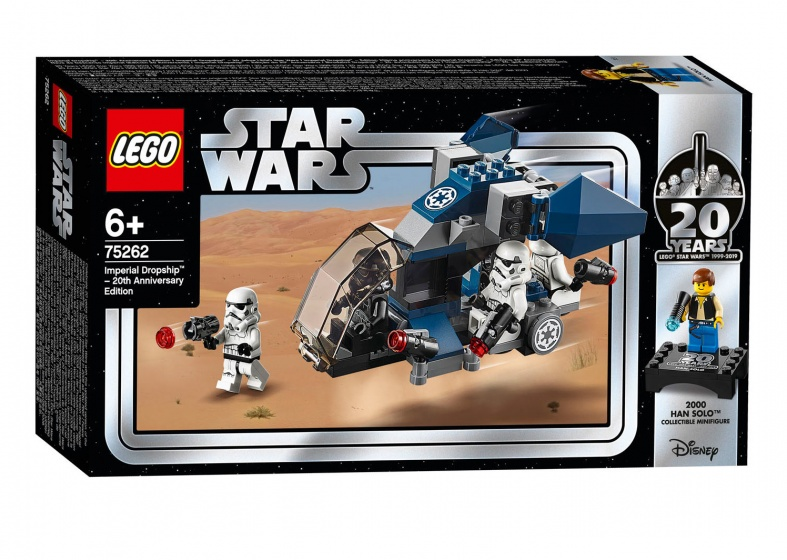 LEGO Star Wars: Imperial Dropship 20th Anniversary Edition (75262)