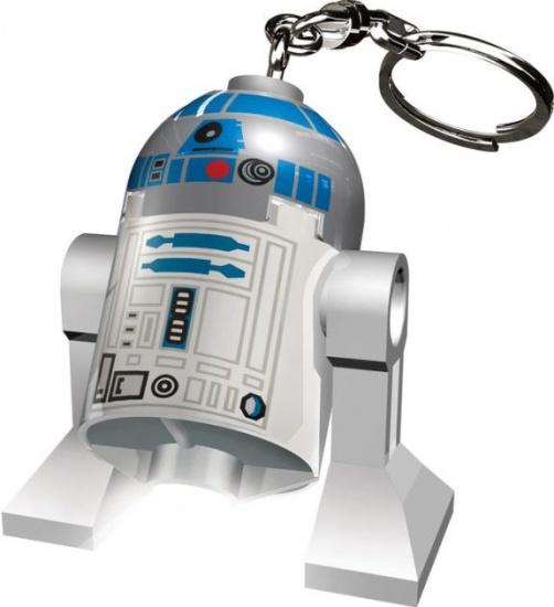LEGO Star Wars: R2D2 sleutelhanger 7 cm