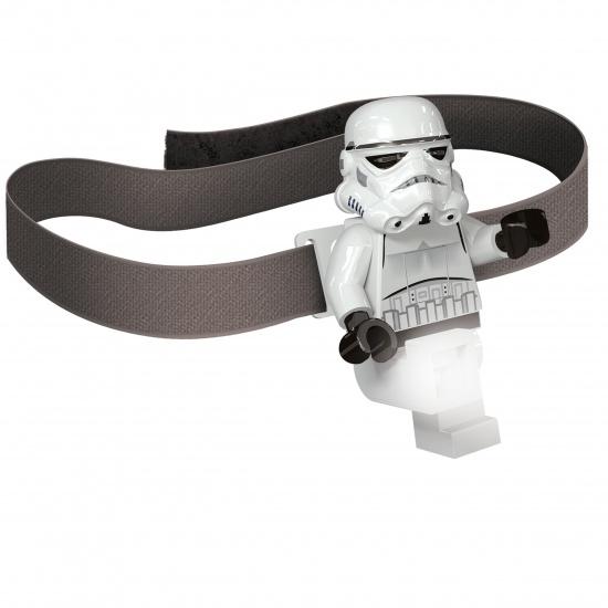 LEGO Star Wars: Stormtrooper hoofdlamp 7 cm
