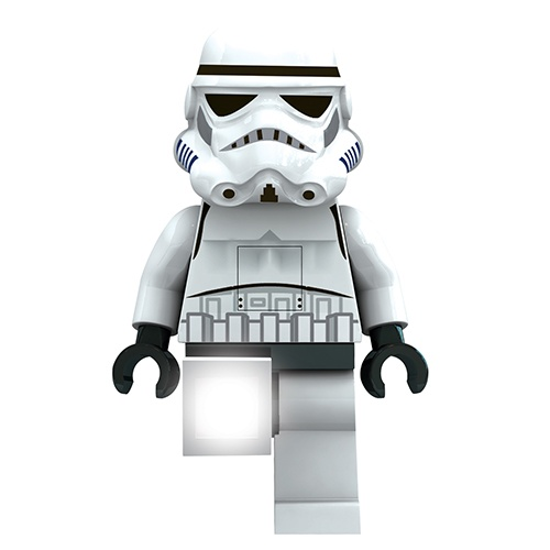 LEGO Star Wars: Stormtrooper LED zaklamp 20 cm