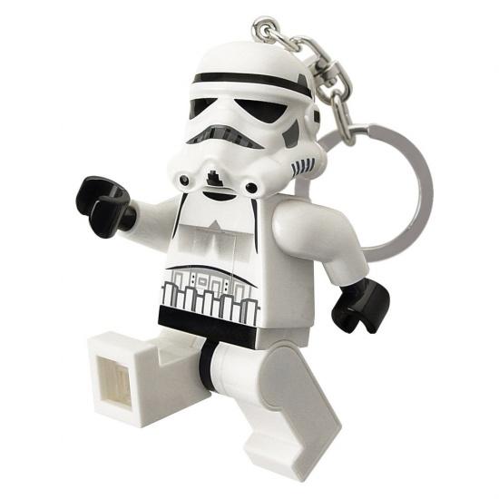 LEGO Star Wars: Stormtrooper sleutelhanger 7 cm