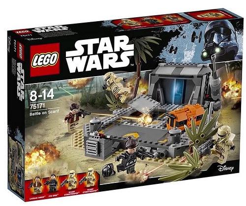 LEGO Star Wars: Strijd op Scarif (75171)