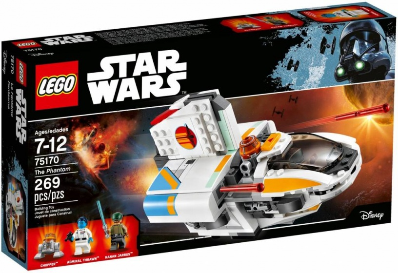 LEGO Star Wars: The Phantom (75170)