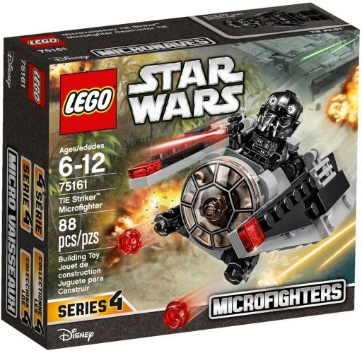 LEGO Star Wars: Tie Striker Microfighter (75161)