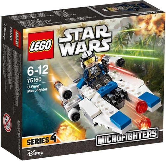 LEGO Star Wars: U Wing Microfighter (75160)