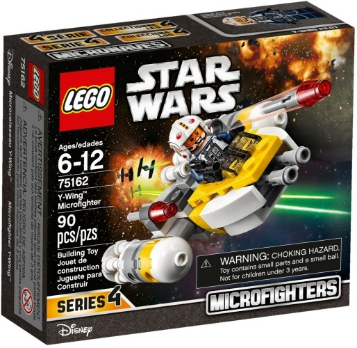 LEGO Star Wars: Y Wing Microfighter (75162)
