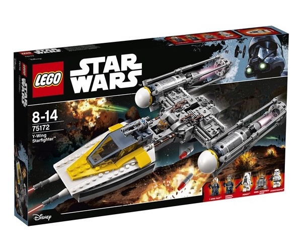 LEGO Star Wars: Y Wing Starfighter (75172)