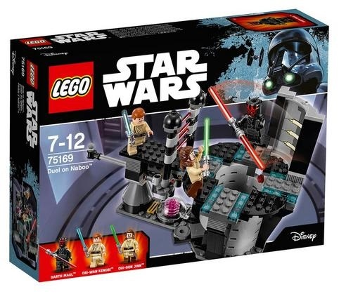 LEGO Starwars Duel on Naboo (75169)