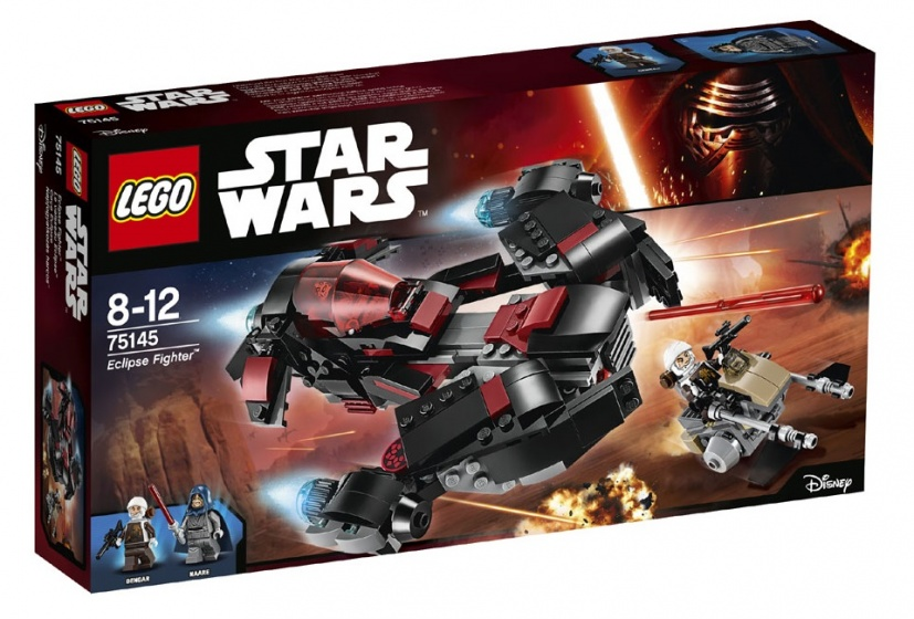 LEGO Starwars E Fighter (75145)