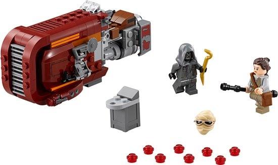LEGO Starwars: Rey's Speeder (75099)