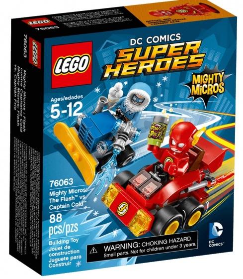 LEGO Super Heroes 10 (76063)