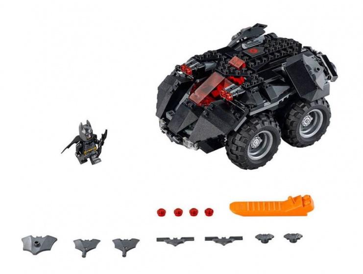 LEGO Super Heroes: Batman Batmobiel (76112)