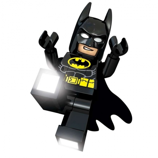 LEGO Super Heroes: Batman LED zaklamp 20 cm