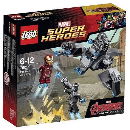 LEGO Super Heroes: Heroes Avengers 1 (76029)