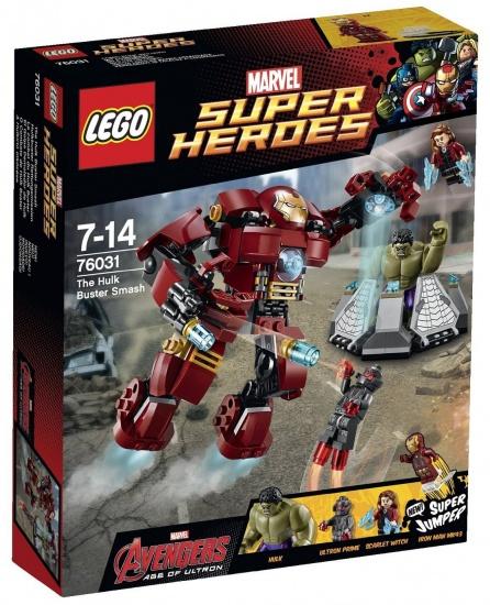 LEGO Super Heroes: Heroes Avengers 3 (76031)