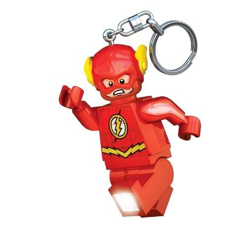 LEGO Super Heroes: Flash sleutelhanger 7 cm