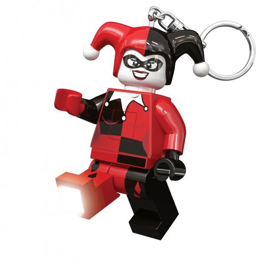 LEGO Super Heroes: Harley Quinn sleutelhanger 7 cm