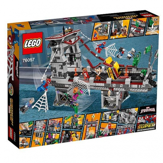 LEGO Super Heroes: Web Warrior (76057)
