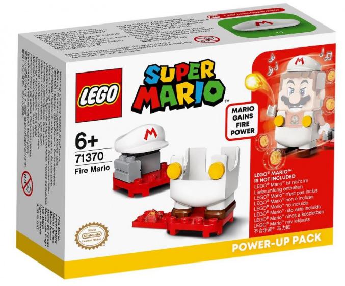 Super Mario: Vuur-Mario (71370)