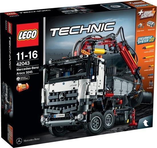 LEGO Technic: Arocs 3245 (42043)
