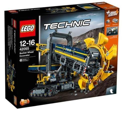 LEGO Technic: Graafmachine (42055)