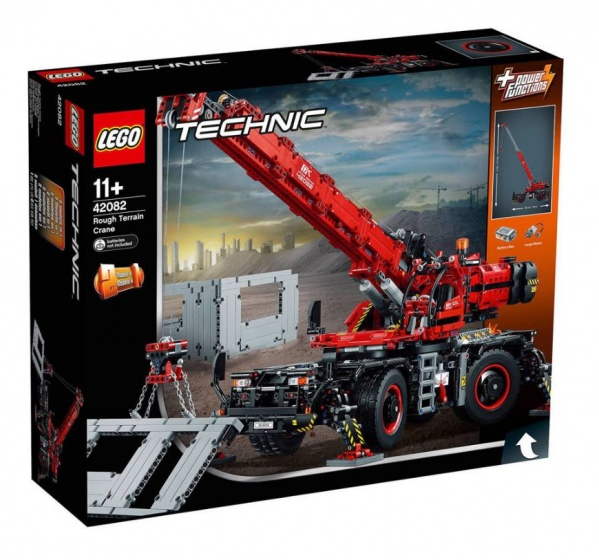 LEGO Technic: kraan (42082)