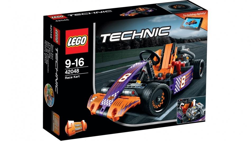 LEGO Technic: Racekart (42048)